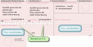 Exemple de bulletin de versement gen-gen